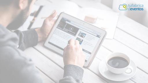 Cómo redactar una nota de prensa de tu evento virtual