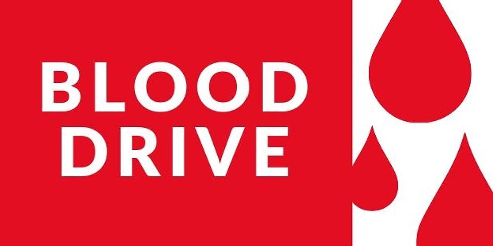 New York Blood Center Blood Drive