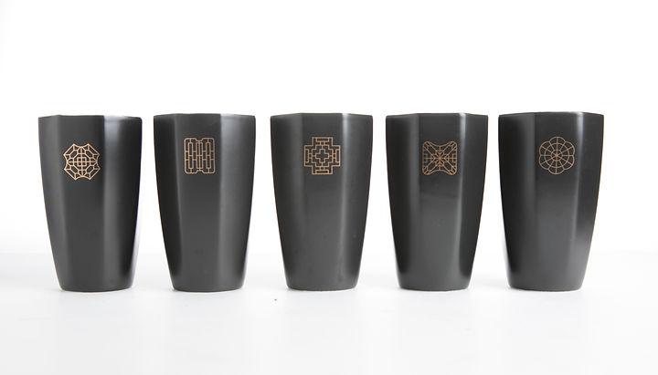 景窗杯 Window cup