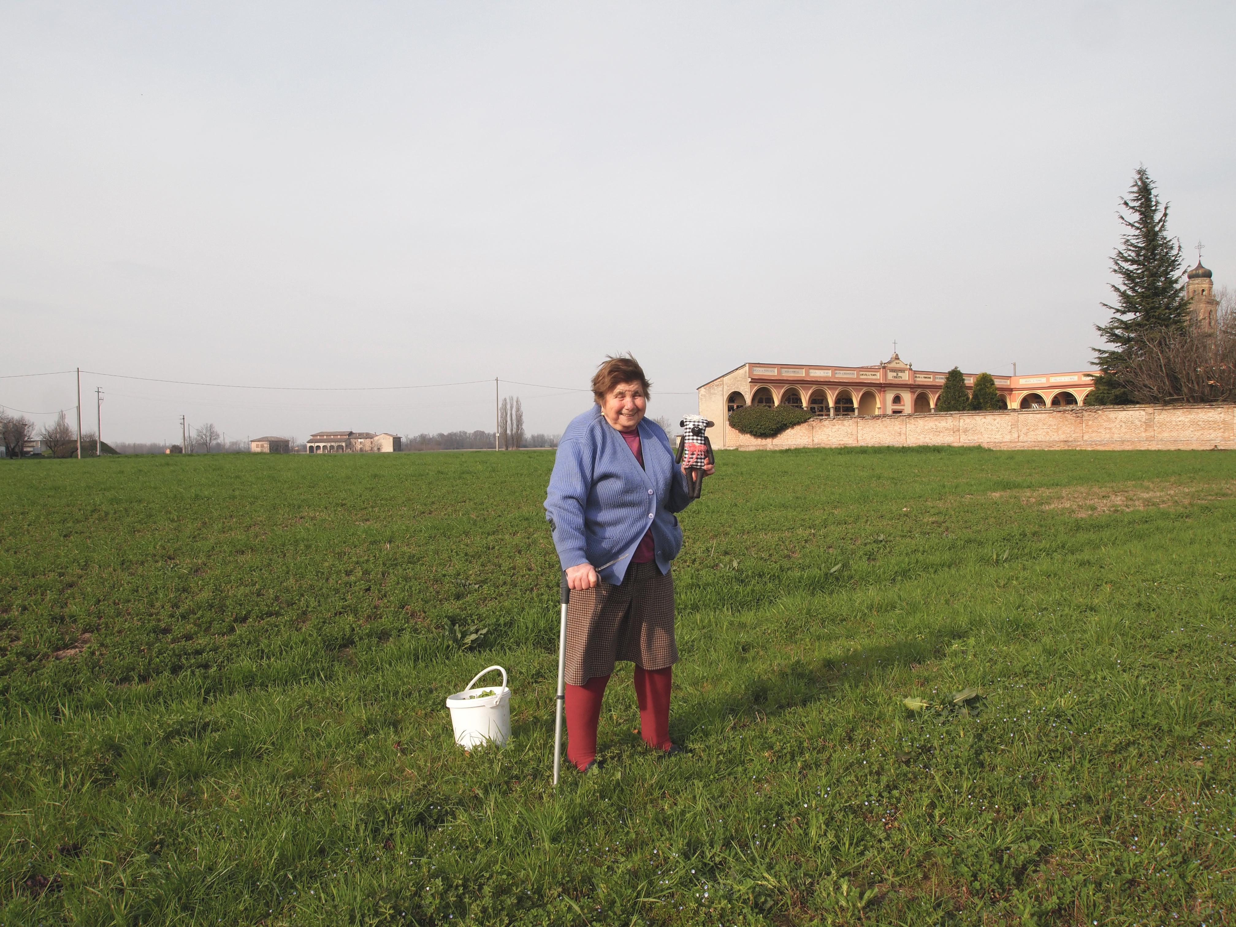 Campagna padana, Italia