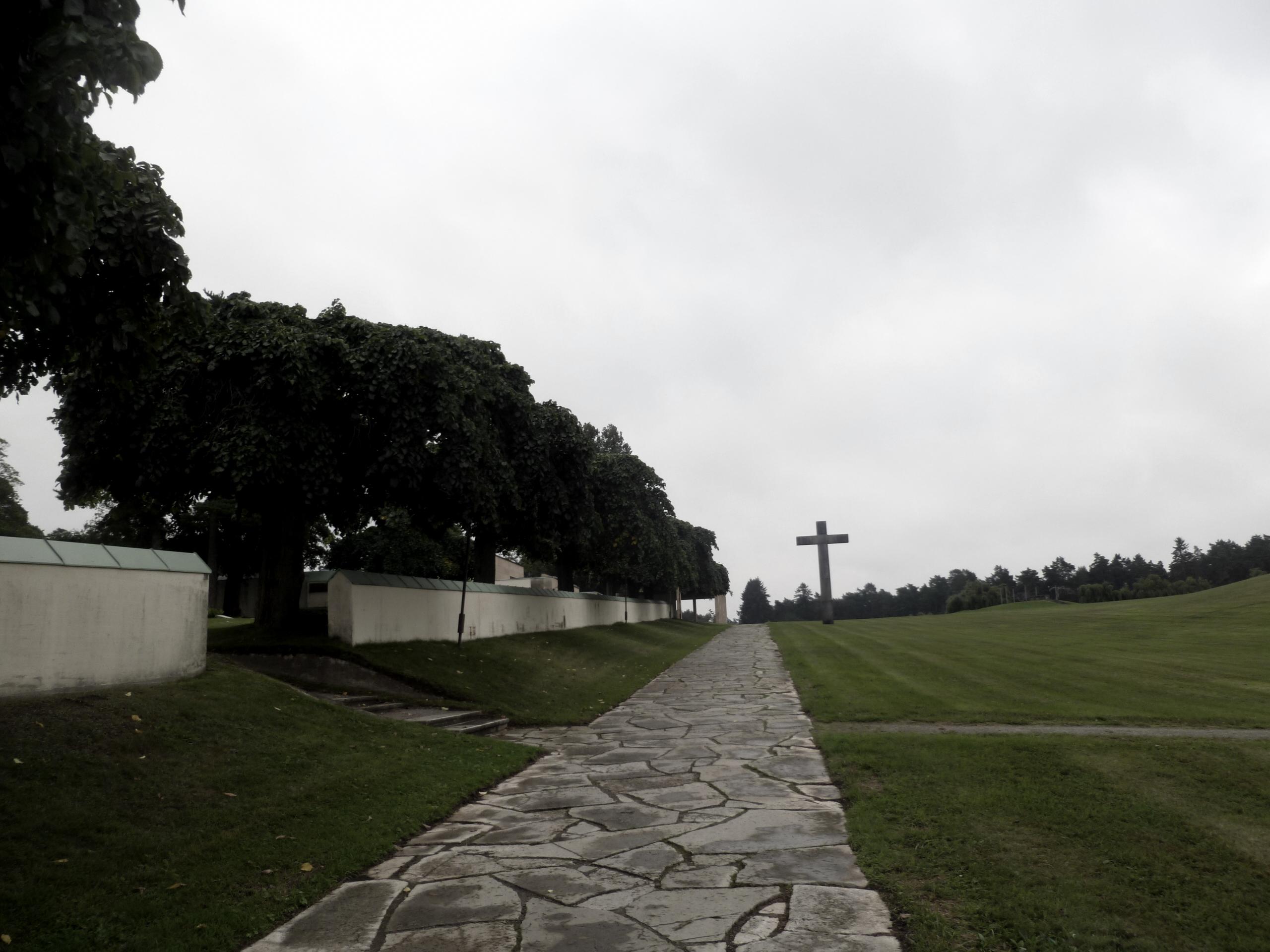 Il cimitero nel bosco, Stoccolma