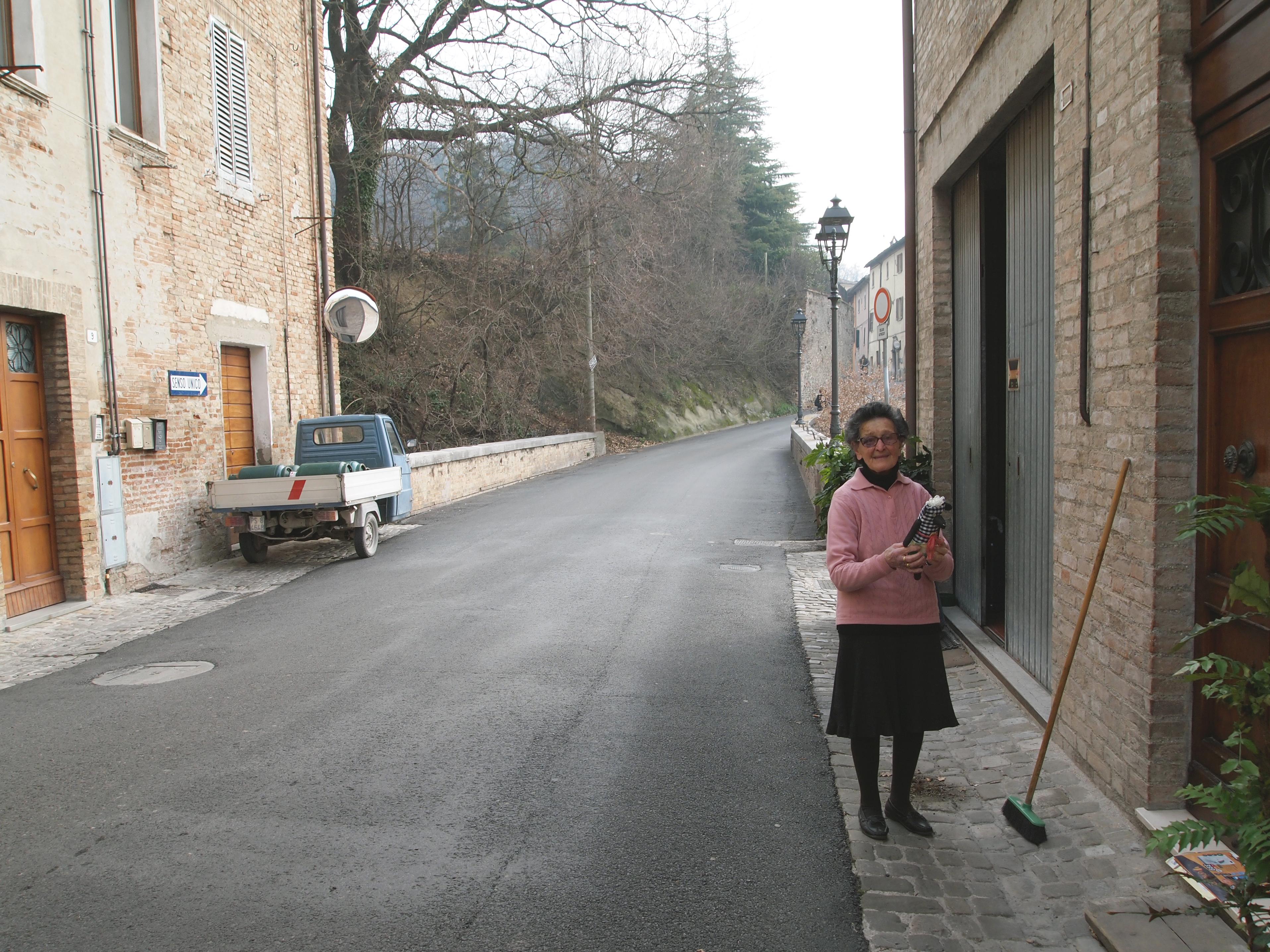 Urbania, Italia