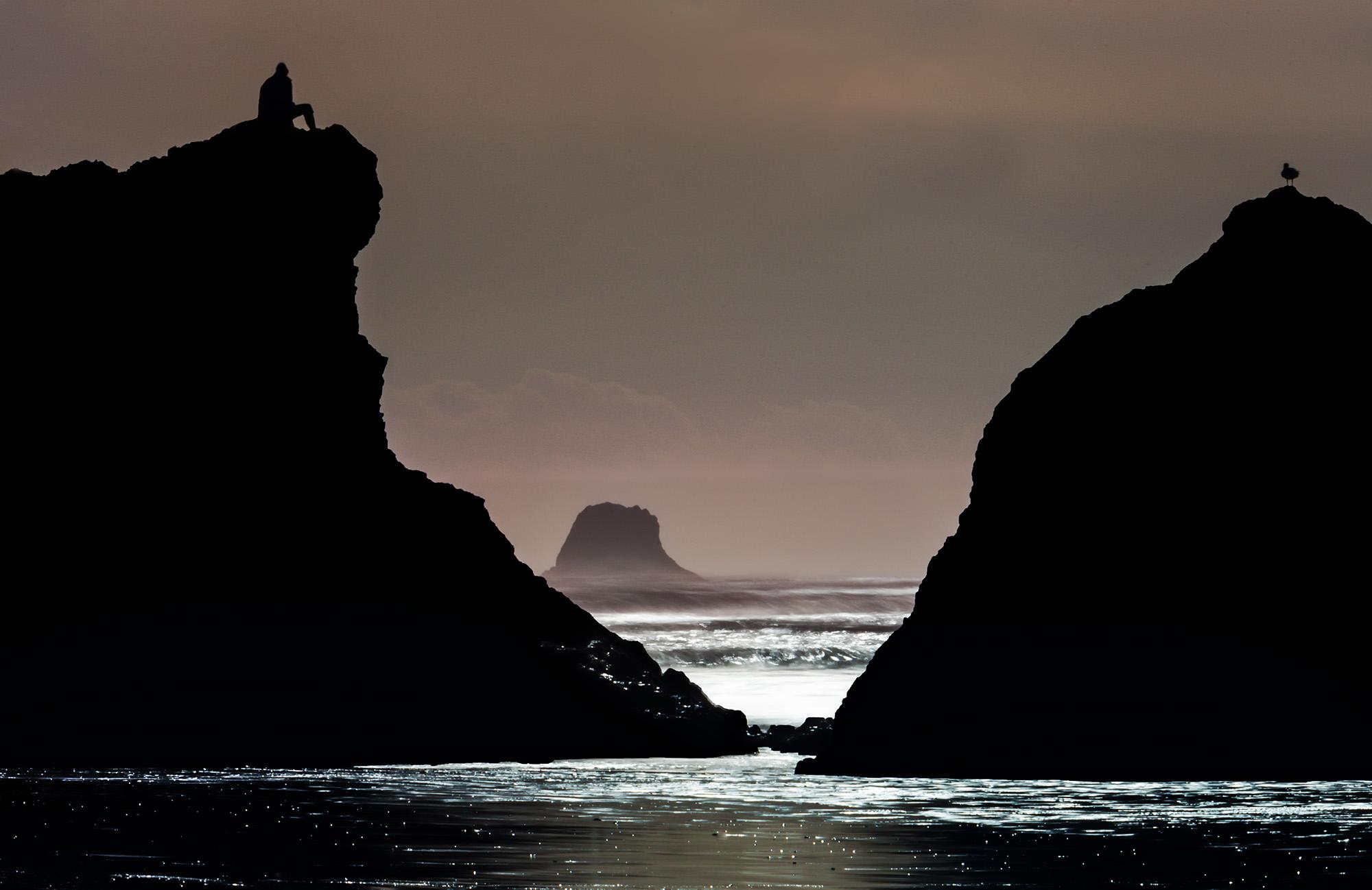 Rocks, Beings, Water