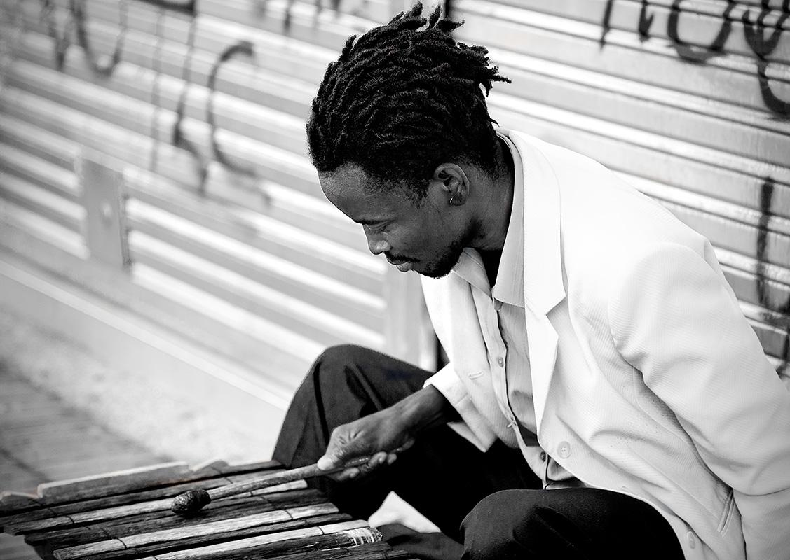 Street Performers #9