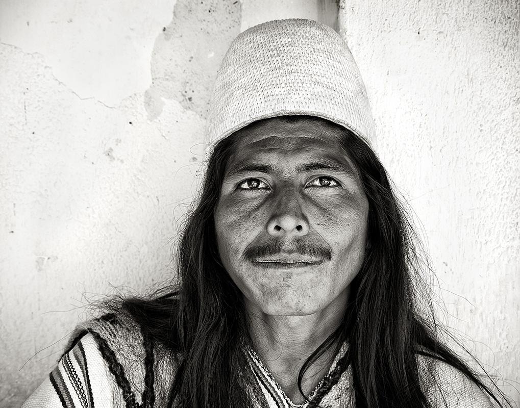 Arhuaco Man #2