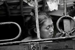 Wayuu Woman Passing
