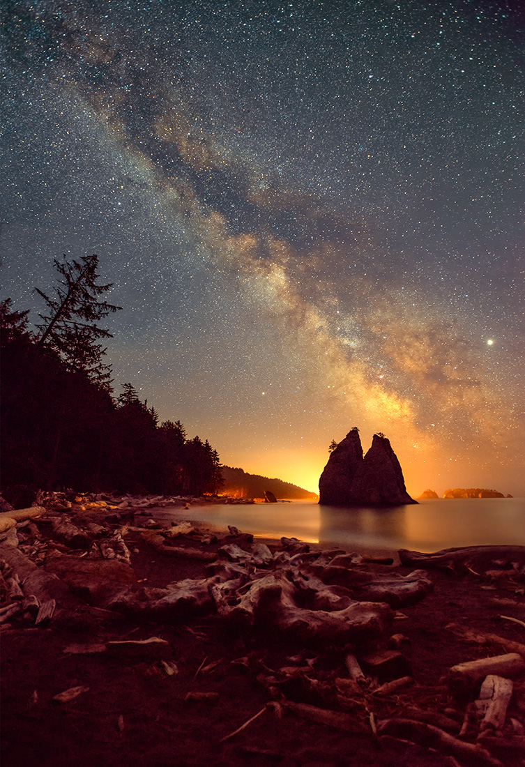 The Lights of La Push