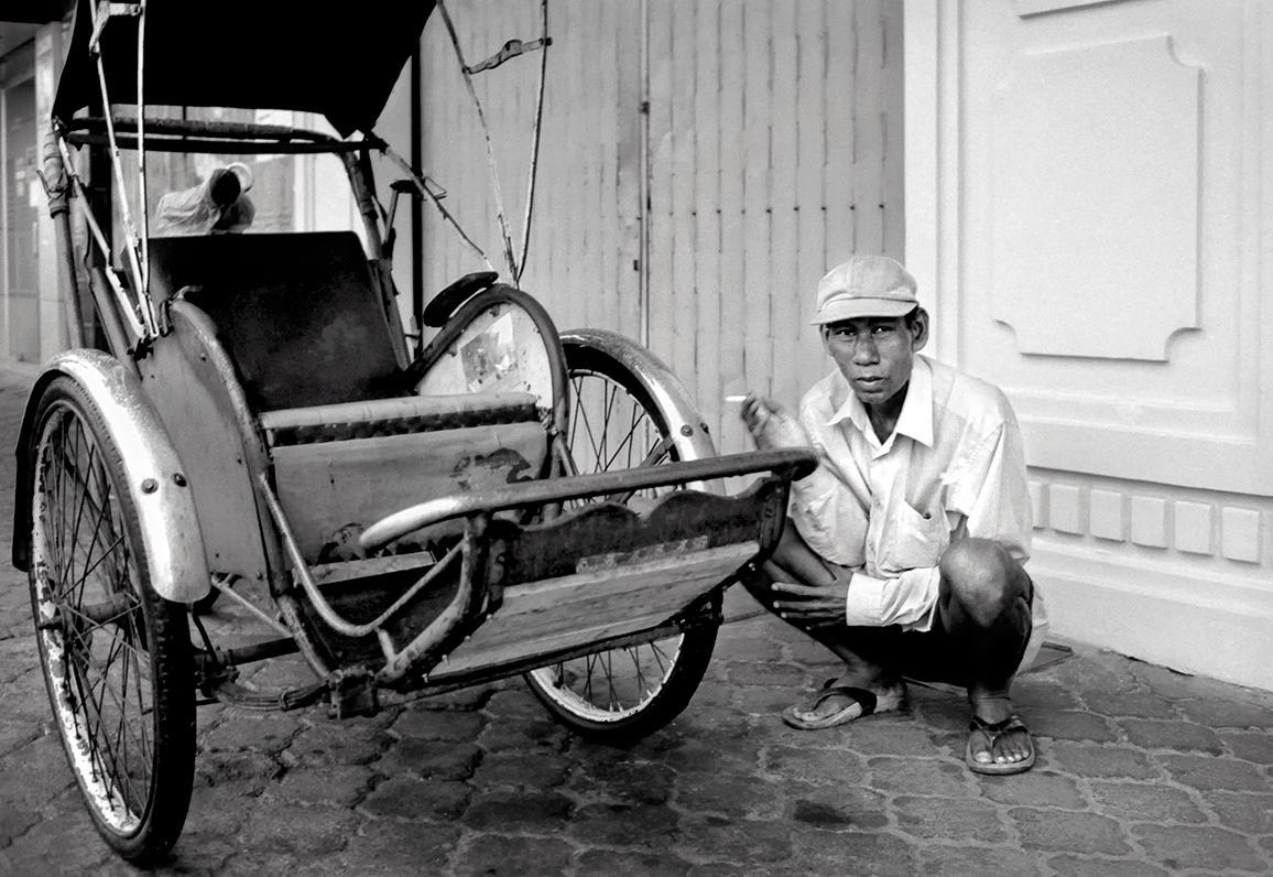 Rickshaw and Man (Film)