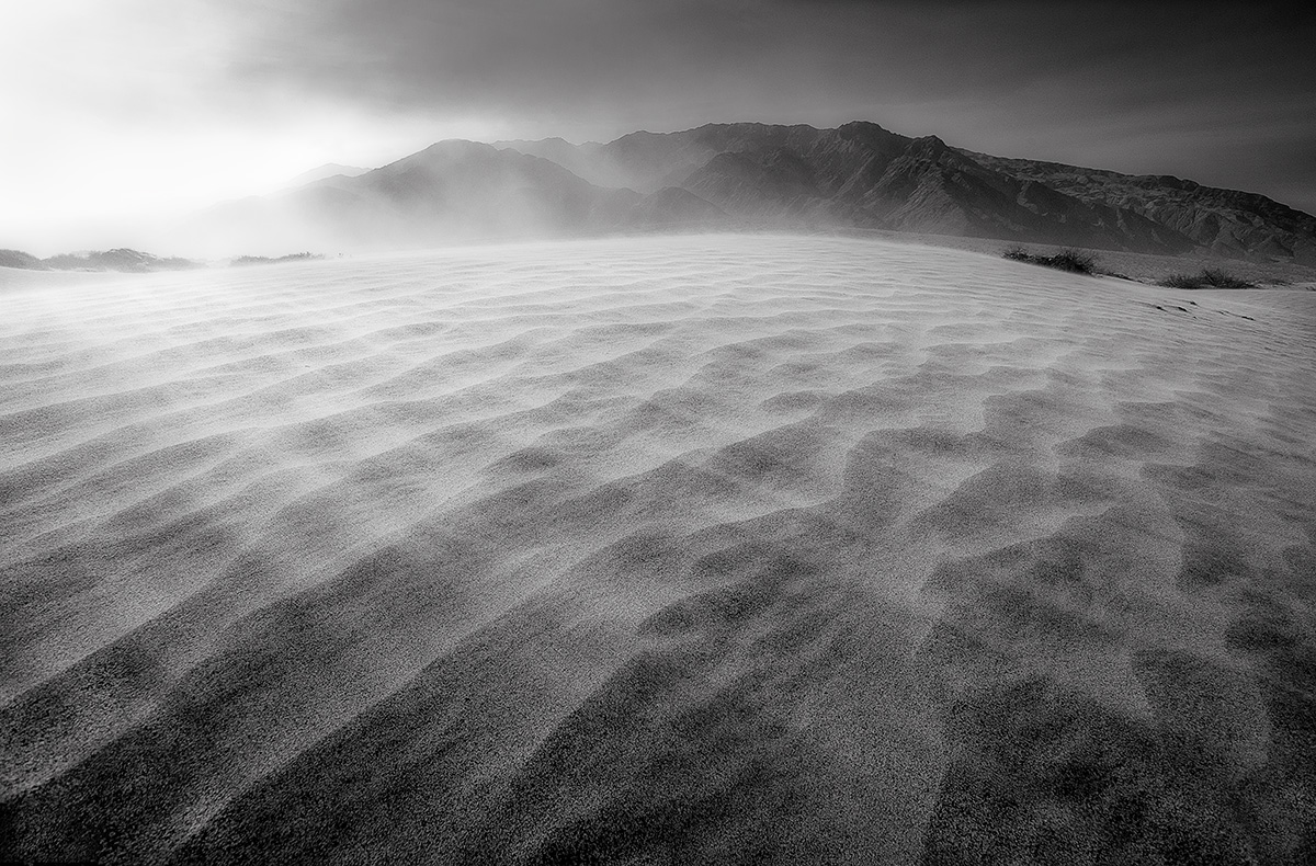 Sand Wind Dust