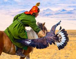 Eagle Hunters #1