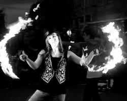 Fire Dance #3