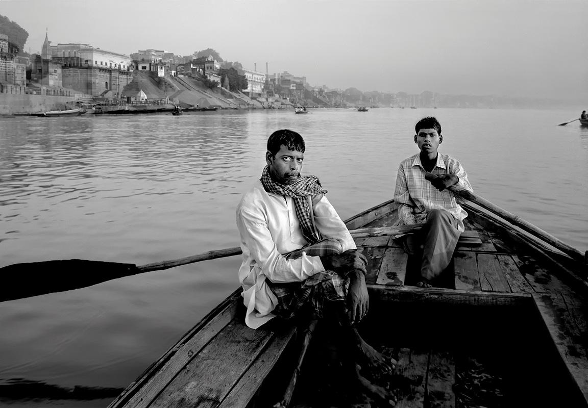 Ganga Boatmen (Film)