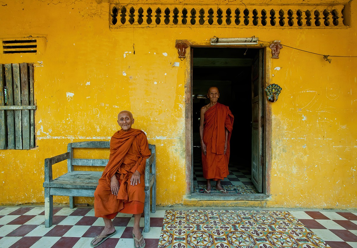 Khmer Monks 2