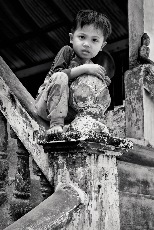 Pagoda Steps