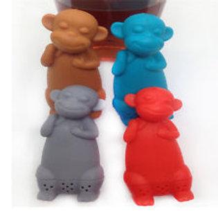 Monkey tea infuser
