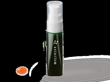 スーパー抗酸化物質アスタキサンチンの美肌効果