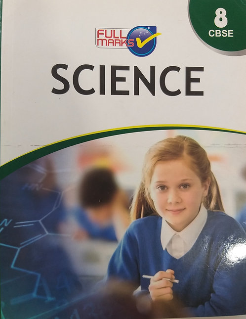 FULL MARKS SCIENCE FOR CLASS 8th