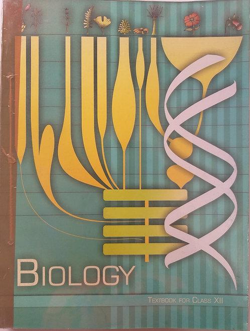 NCERT BIOLOGY BOOK FOR CLASS -12th