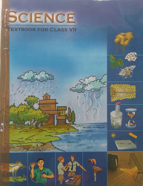 NCERT SCIENCE BOOK FOR CLASS 7th