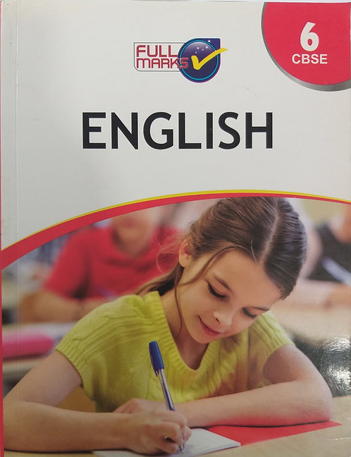 FULLMARKS ENGLISH BOOK FOR CLASS 6th
