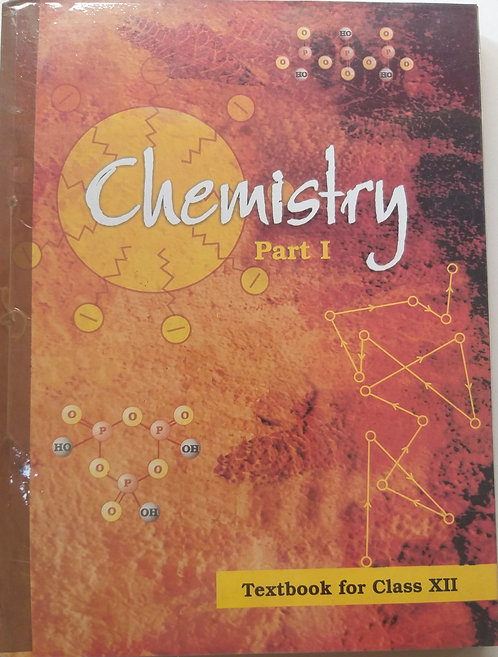 NCERT CHEMISTRY BOOK FOR CLASS 12th