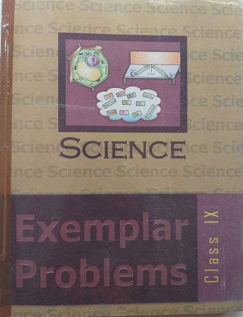 NCERT  EXEMPLAR SCIENCE BOOK FOR CLASS 9th