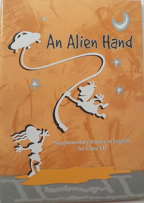 NCERT AN ALIEN HAND BOOK FOR CLASS 7th