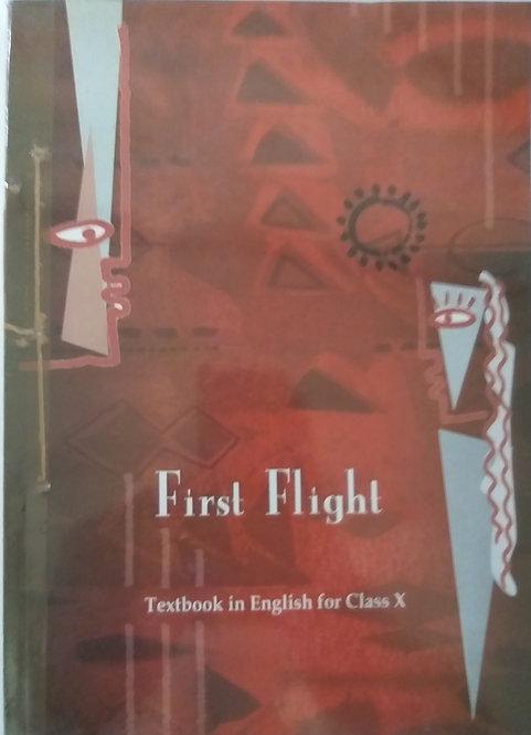 NCERT FIRST FLIGHT BOOK FOR CLASS 10th