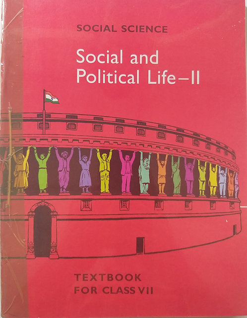 NCERT SOCIAL AND POLITICAL LIFE BOOK FOR CLASS 7th