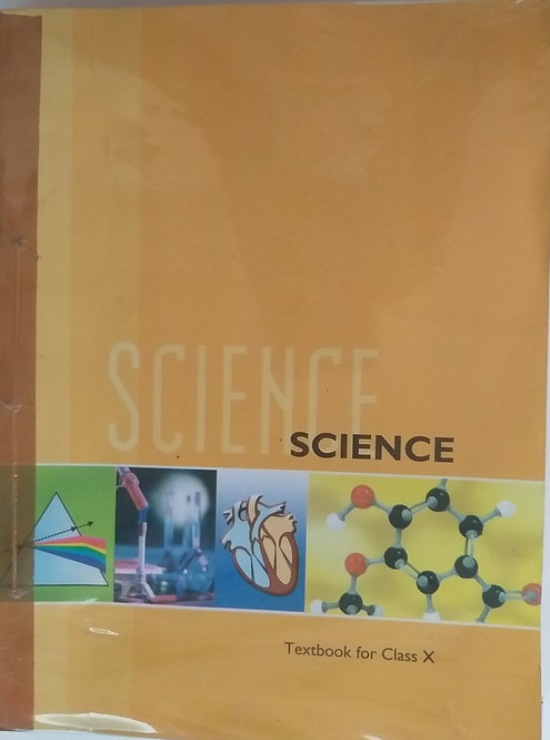 NCERT SCIENCE BOOK FOR CLASS 10th