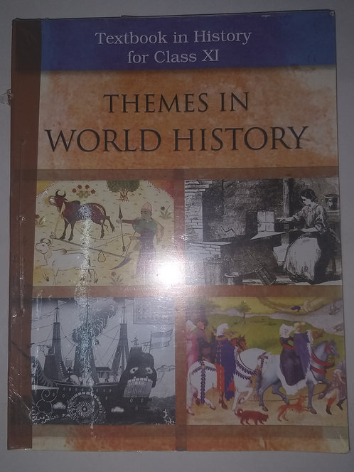 NCERT THEMES IN WORLD HISTORY BOOK FOR CLASS 11th