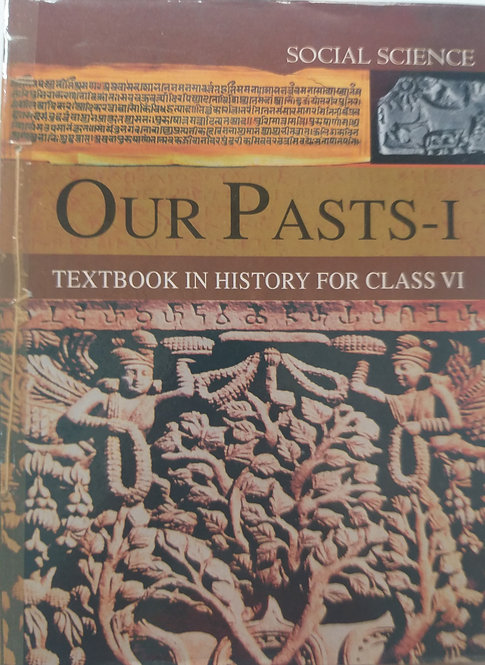 NCERT OUR PAST BOOK FOR CLASS 6th