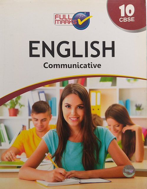 FULLMARKS ENGLISH BOOK FOR CLASS 10th