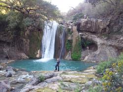 Yalapa Waterfalls