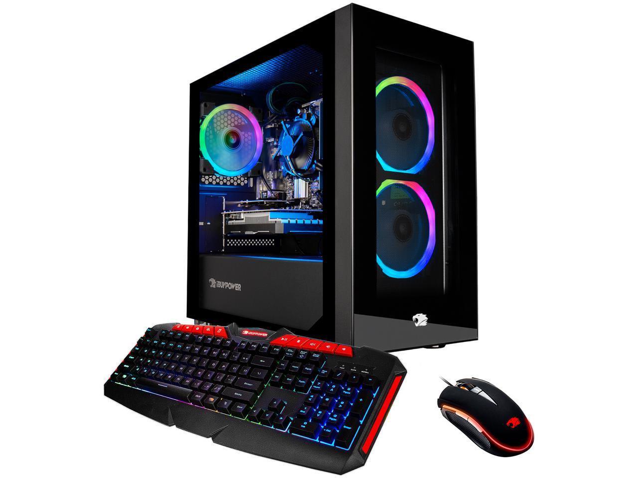 Gaming PC Custom Built