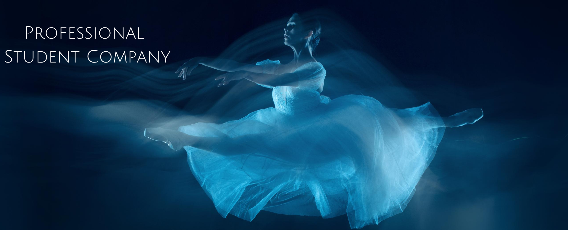 Professional Student Company for dedicagted youth ballet dacners.
