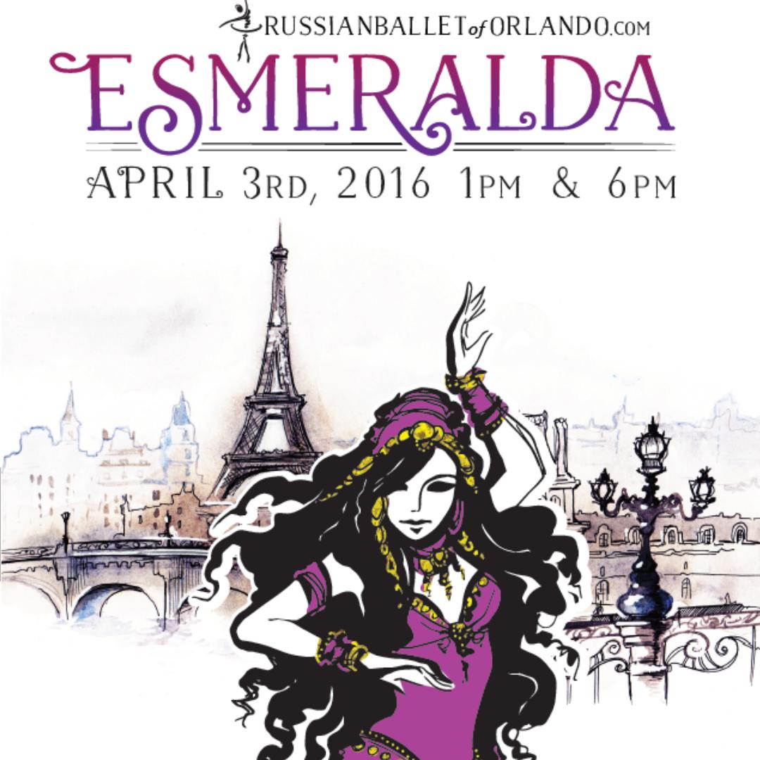 Esmeralda Spring 2016