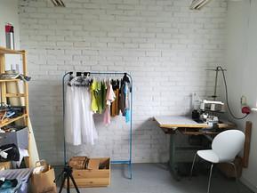 Magic Lining at Textile Futures Lab Tallinn