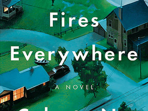 Book Review: Little Fires Everywhere by Celeste Ng