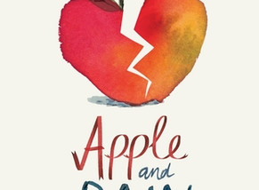 Review: Apple and Rain by Sarah Crossan