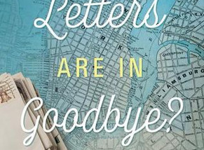 Review: How Many Letters Are In Goodbye? by Yvonne Cassidy