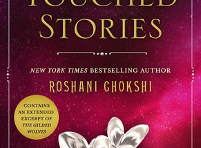 Review: Star-Touched Stories by Roshani Chokshi