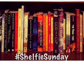 #ShelfieSunday featuring Faroukh Naseem of TheGuyWithTheBook