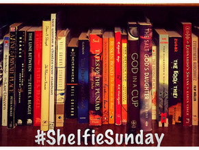 #ShelfieSunday - New Blog Feature
