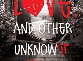 Review: Love and Other Unknown Variables by Shannon Lee Alexander