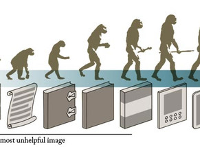 The Book (Taste) Evolution