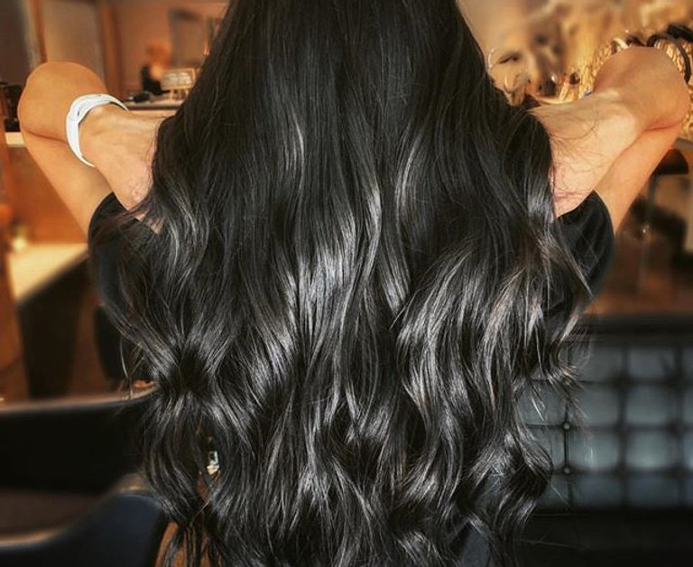 Hand tied Heaven! Extensions By _yvettec