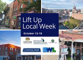Lift Up Local Week October 12 - 18