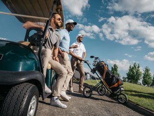 Building Business Partnerships through Corporate Golf Events