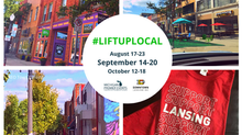 Lift Up Local Week in Lansing, Michigan Sept. 14 - 20